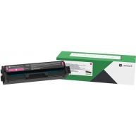 LEXMARK toner Magenta C3224dw, C3326dw, MC3224 Return Print Cartridge (1.5K)