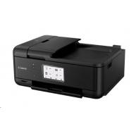 Canon PIXMA Tiskárna TR8550  MF (tisk,kopírka,sken,cloud), duplex, ADF, USB,Wi-Fi,LAN,Bluetooth