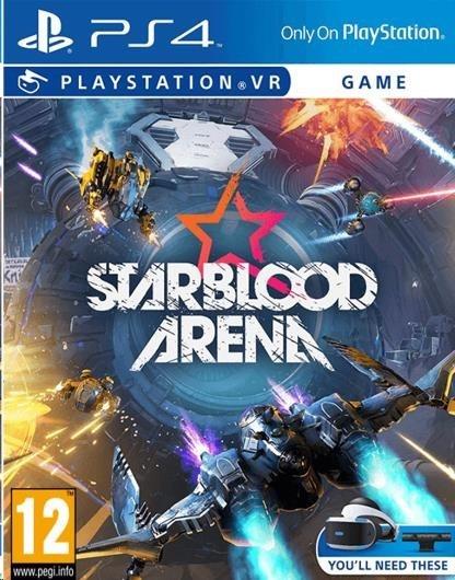 SONY PS4 hra VR StarBlood Arena
