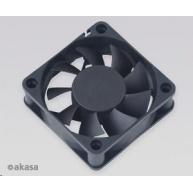 AKASA ventilátor DFC602012H, 60 x 20mm, kuličkové ložisko