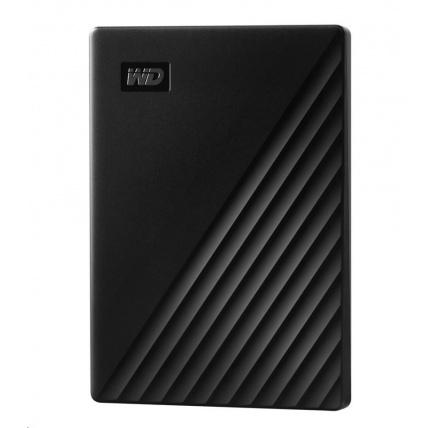 "WD My Passport portable 1TB Ext, 2,5"" USB3.0, WORLDWIDE 2019, Black"