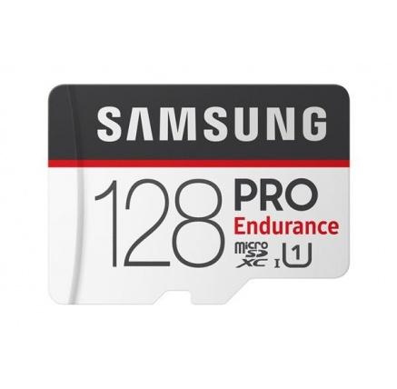 Samsung micro SDXC karta 128GB PRO Endurance + SD adaptér
