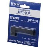 Epson ERC 05B, colour ribbon, black, M-150, M-150II