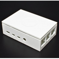 Multicomp krabička pro Raspberry Pi 4B, bílá