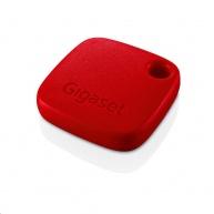 Gigaset G-Tag- lokalizační čip- 1 ks - červený