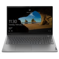 "LENOVO ThinkBook 15 G2 ITL - i7-1165G7@2.8GHz,15.6"" FHD IPS,16GB,512GBSSD,GeForce MX450 2GB,USB-C,TB4,W10P,1r carry-in"