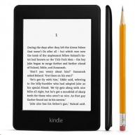 """Amazon Kindle Paperwhite 3 (černý), 6"""" 4GB E-ink displej, WIFi, PLNÁ VERZE BEZ REKLAM"""