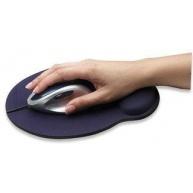 MANHATTAN MousePad, gelová podložka, modrá/blue