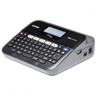 BROTHER tiskárna štítků PT-D450VP - 18mm, pásky TZe USB s kufrem profesionální s velkým podsvíceným displejem
