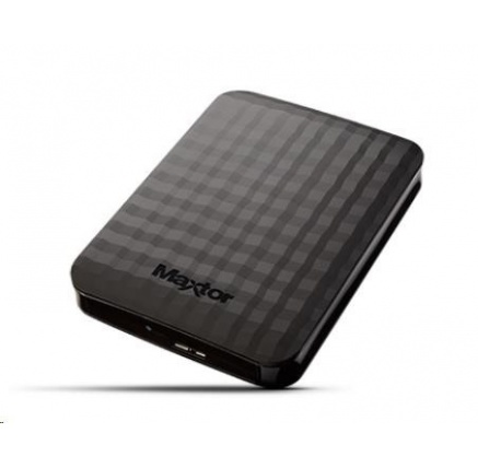 "MAXTOR M3 Portable 500GB Ext. 2.5"" USB 3.0 Black"