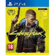 PS4 hra Cyberpunk 2077