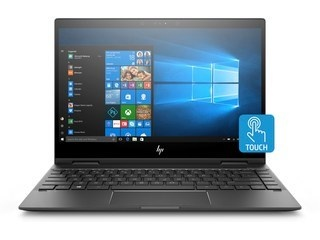 "NTB HP x360 ENVY 13-ag0006nc;13,3"" IPS AG FHD;AMD Ryzen™ 5 2500U 8GB DDR4;256GB SSD;DVD;UMA;USB3.1C;Win10 - black"