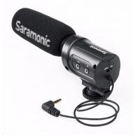 Saramonic SR-M3 - směrový mikrofon, 3.5mm, cold shoe