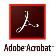 Acrobat Pro DC MP EU EN ENTER LIC SUB New 1 User Lvl 3 50-99 Month