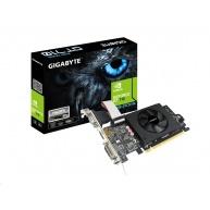 GIGABYTE VGA NVIDIA GeForce GT 710, 2GB GDDR5, 1xDVI-D, 1xHDMI, 1xD-SUB