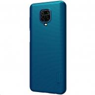Nillkin Super Frosted Shield pro Xiaomi Redmi Note 9 Pro / 9 Pro Max /Note 9S Peacock Blue