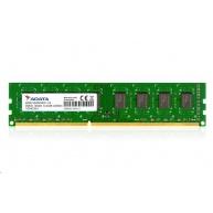 DIMM DDR3L 2GB 1600MHz CL11 ADATA Premier memory, 256x16, Single
