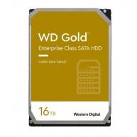 WD GOLD WD161KRYZ 16TB SATA/ 6Gb/s 512MB cache 7200 ot.
