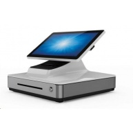Elo PayPoint Plus, 39.6 cm (15,6''), Projected Capacitive, SSD, MSR, Scanner, Android, bílá