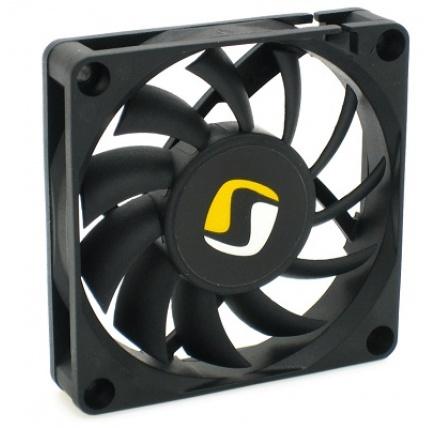 SilentiumPC přídavný ventilátor Zephyr 70/ 70mm fan/ ultratichý 17,7 dBA