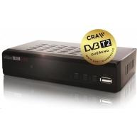 ALMA DVB-T2 HD 2800 SE přijímač s HEVC DVB-T2