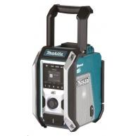 Makita DMR115 - Aku rádio DAB, Bluetooth, USB Li-ion, bez aku Z