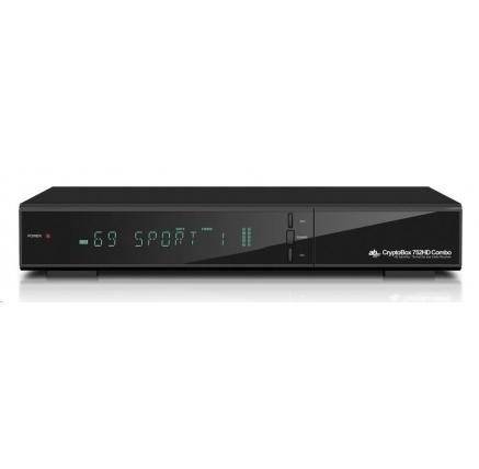 AB-COM Cryptobox 752HD combo (DVB-S2/T2/C)