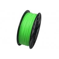GEMBIRD Tisková struna (filament) ABS, 1,75mm, 1kg, fluorescentní, zelená