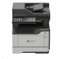 LEXMARK Multifunkční ČB tiskárna MX421ade, A4, 40ppm, 1024MB, barevný LCD displej, duplex, ADF, USB 2.0, LAN,