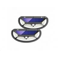 Viking venkovní solární LED světlo K100 s pohybovým senzorem
