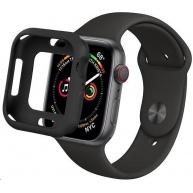 COTEetCI pouzdro z polyuretanu a termoplastu pro Apple Watch 44 mm matné