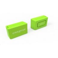 Creative repro Muvo 1C mobilní vodovzdorný bezdrátový reproduktor - zelený