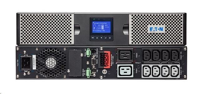 Eaton 9PX 2200i RT2U, UPS 2200VA / 2200W, LCD, rack/tower