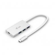 iTec USB 3.1 Type-C 3-portový HUB
