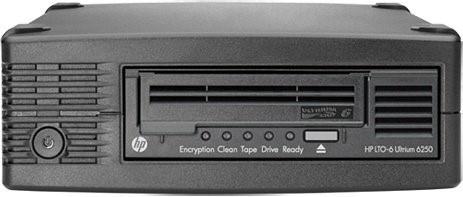HP StoreEver Ultrium 6250 SAS External Tape Drive + 5x LTO-6 Data Tape Bundle TopValue