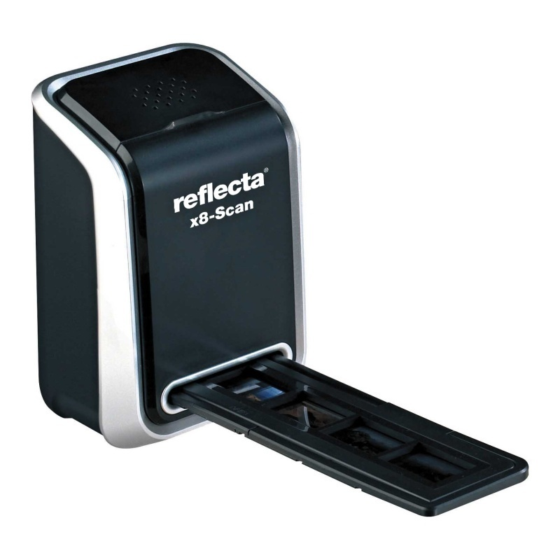 Reflecta skener x8-Scan (5Mpx/1800dpi, 3600dpi interpol., software, PC/Mac, USB2)