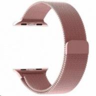 eses milánský tah 42mm růžový pro apple watch
