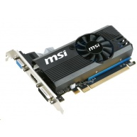 MSI VGA AMD Radeon™ R7 240 1GD3 64b LP