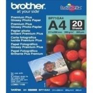 BROTHER Paper BP-71 foto lesklý A4/20ks