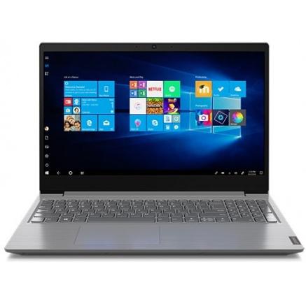 "LENOVO NTB V15-IML - i3-10110U,15.6"" FHD,8GB,256SSD,noDVD,HDMI,čt.pk,cam,Intel UHD,W10H,2r carryin,šedá"