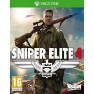 XBOX One hra Sniper Elite 4