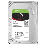 SEAGATE HDD IRONWOLF (NAS) 1TB SATAIII/600, 5900rpm, 64MB cache