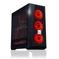 LYNX Challenger i5 7400 16GB 120G SSD 2T GTX1060 3G W10 HOME