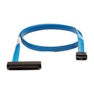 HP cable SAS to miniSAS 0.5m Cable
