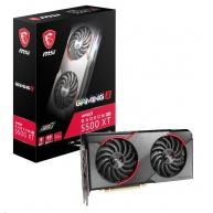 MSI VGA AMD Radeon™ RX 5500 XT GAMING X 8G, 8GB GDDR6, 1xHDMI, 3xDP
