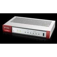 Zyxel ATP100 firewall, 1*WAN, 4*LAN/DMZ ports, 1*SFP, 1*USB with 1 Yr Bundle