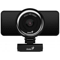 GENIUS webkamera ECam 8000/ černá/ Full HD 1080P/ USB2.0/ mikrofon