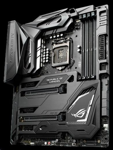 ASUS MB Sc LGA1151 MAXIMUS IX CODE, Intel Z270, 4xDDR4, VGA, Wi-Fi, BT