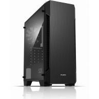 ZALMAN S3, - skříň miditower ATX/mATX/Mini-ITX, bez zdroje, USB3.0, černá