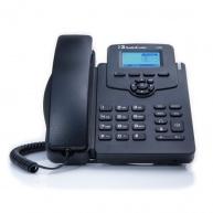 AudioCodes IP telefon 405, grafický displej, 10/100/1000 Mbps, PoE, černá